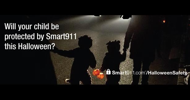 Will your child be protected by Smart911 this Halloween? smart911.com/halloweensafety